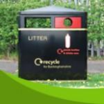 External Litter & Waste Bins