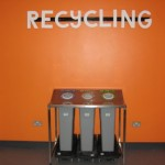 EB065 Recycling Station Open Front #2