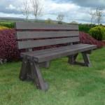 EB086 Range Bench Type B #3