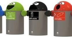 EB108 Best Buddy Novelty Recycling Bin #1